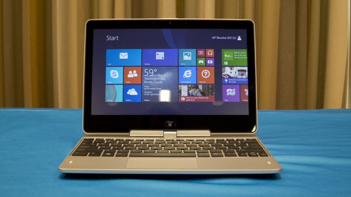 Best Convertible Laptop >> HP EliteBook Revolve 810 G2 hands on review | TechRadar