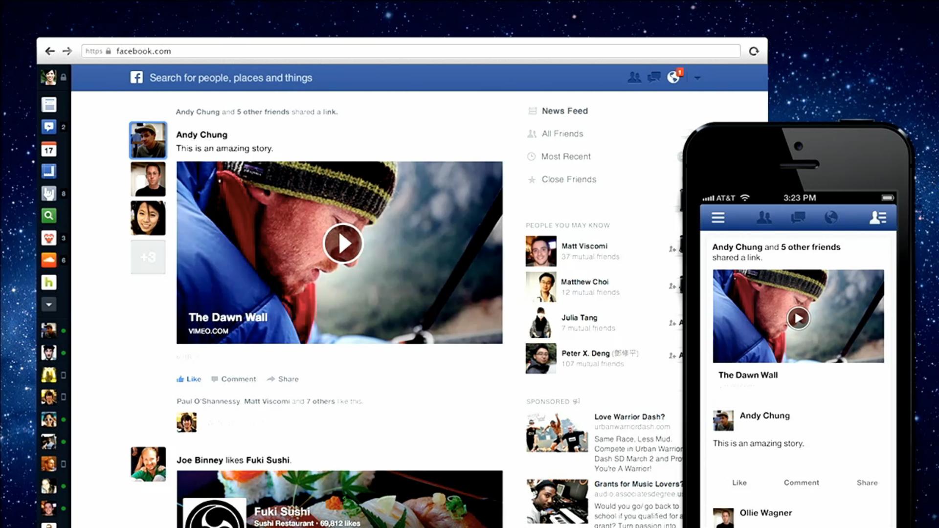 First look: New Facebook News Feed | TechRadar