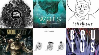 New Music Friday featuring Biffy Clyro, Brutus, Volbeat and more