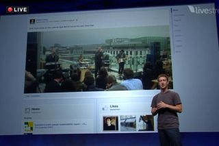 Facebook re-invents web apps for music, movies and news
