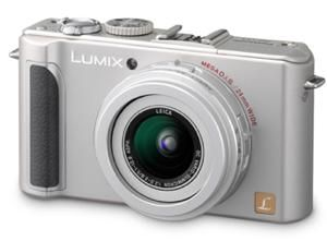 The Panasonic DMC-FX150 - also available in black