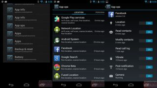 Android App Ops