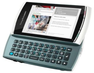 The Sony Ericsson Vivaz Pro