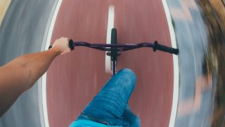BMX racers tap drone technology for a speed boost