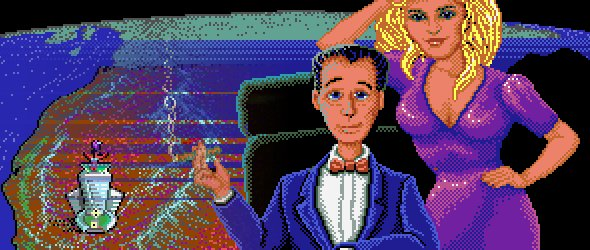 Crapshoot: Like Leisure Suit Larry but worse, it's Les Manley: Search For THE KING | PC Gamer