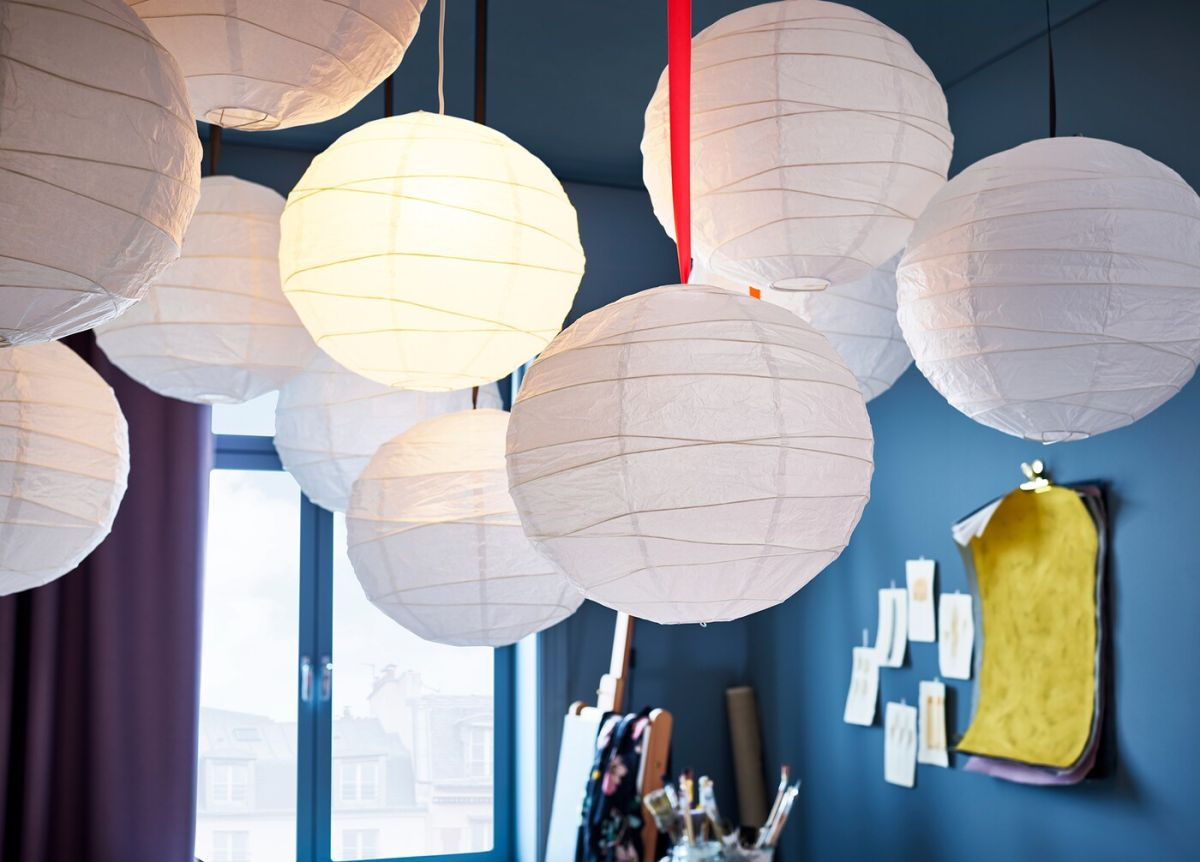 this ikea lighting will transform your living space  for
