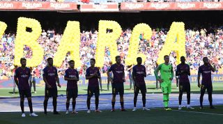 Barcelona young players