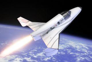 XCOR Aerospace's Lynx Space Plane