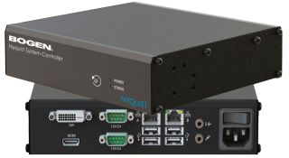 Bogen Intros C4000 IP-based Commercial Paging, Audio Distribution System