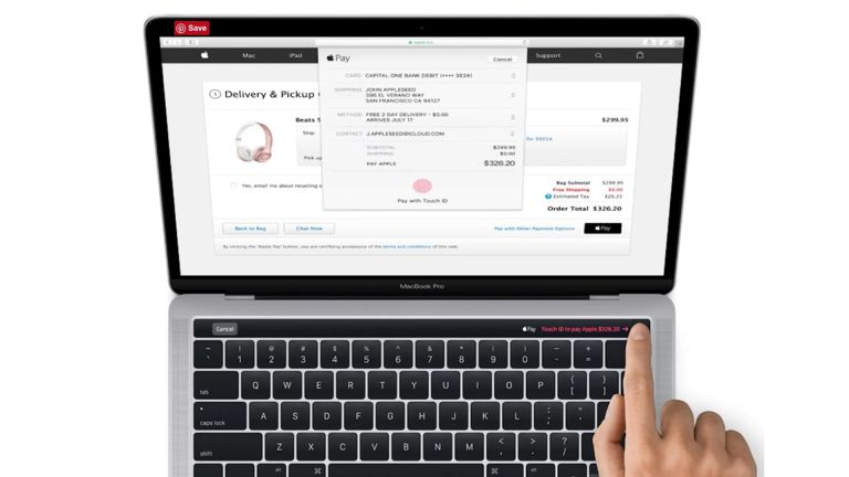 Everything we know about the new MacBook Pro 2016 including Magic Toolbar with Touch ID!