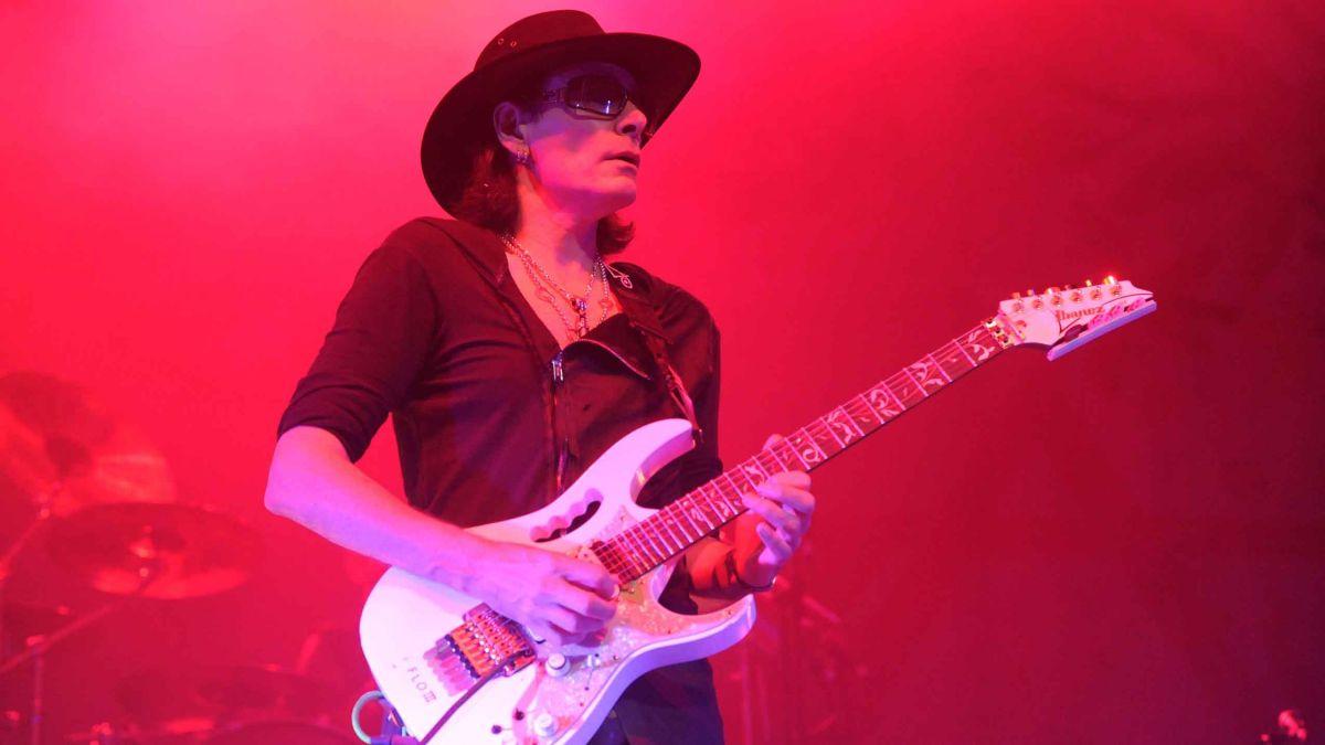 Guitar Chord Vocab Steve Vai Musicradar