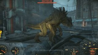 Fallout 4 deathclaw