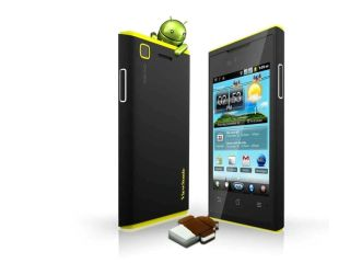 Viewsonic ViewPhone 4S launched at MWC