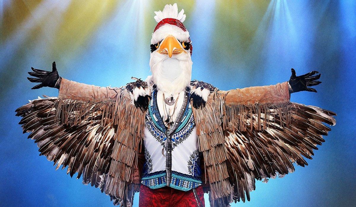 The Eagle The Masked Singer