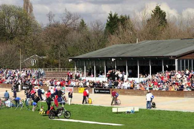 The Good Friday Meeting moved from its traditional home at Herne Hill in 2014