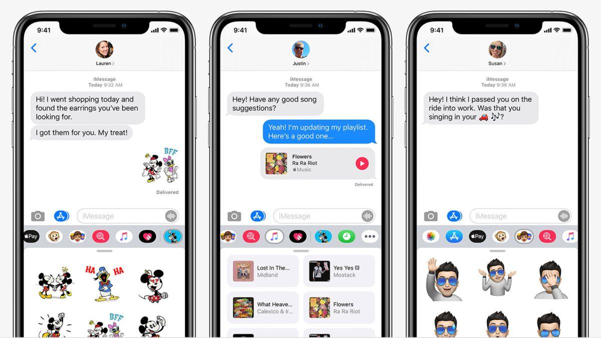 iMessage på Mac kan snart se ut som iOS-versionen