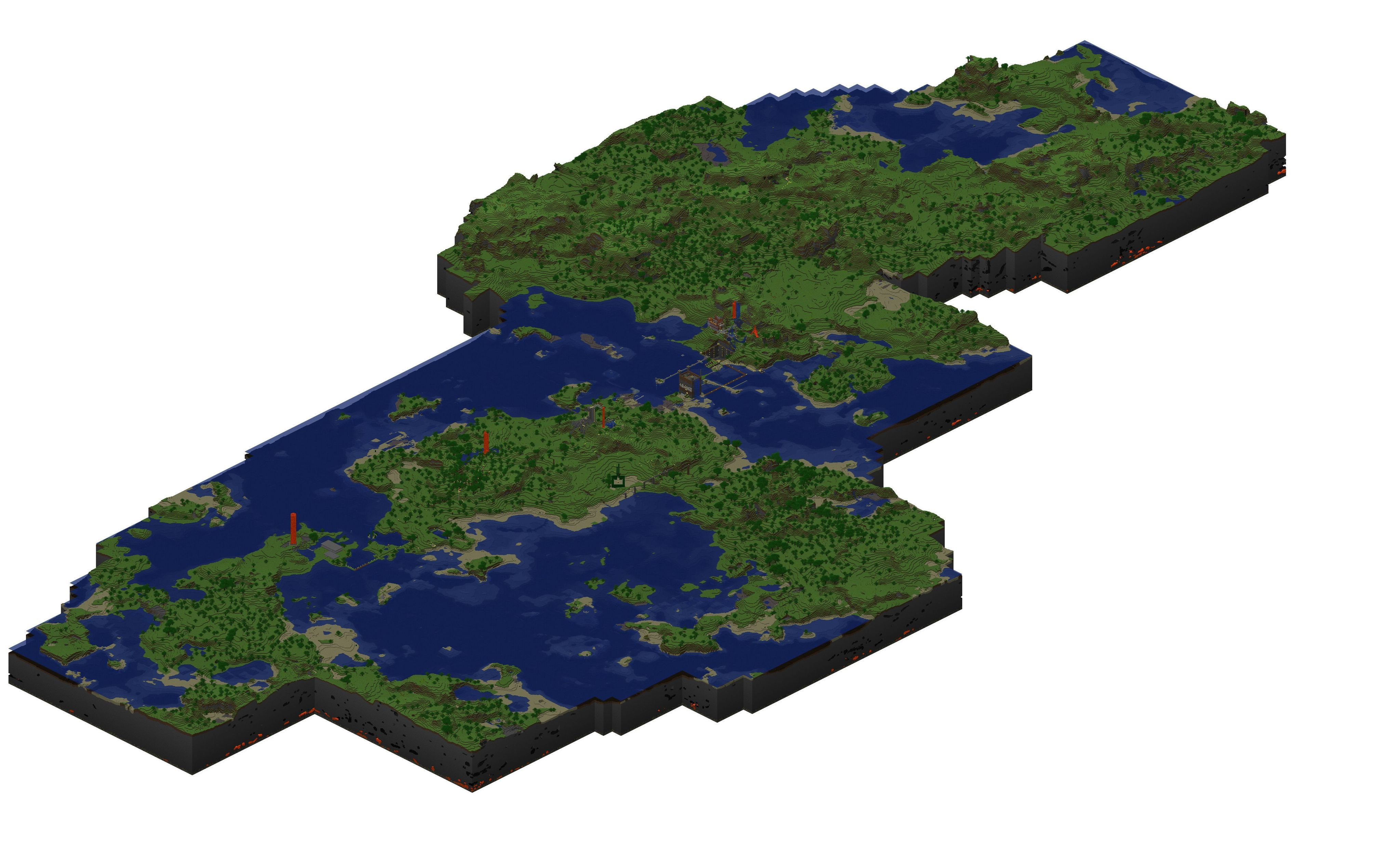 Strike the earth! The PC Gamer Minecraft server is open | PC