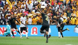 Kaizer Chiefs, Lebogang Manyama, Orlando Pirates