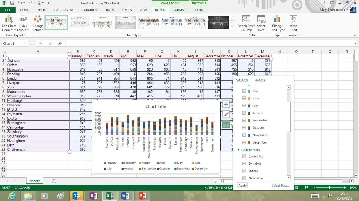Spreadsheet software: top five on the market | TechRadar