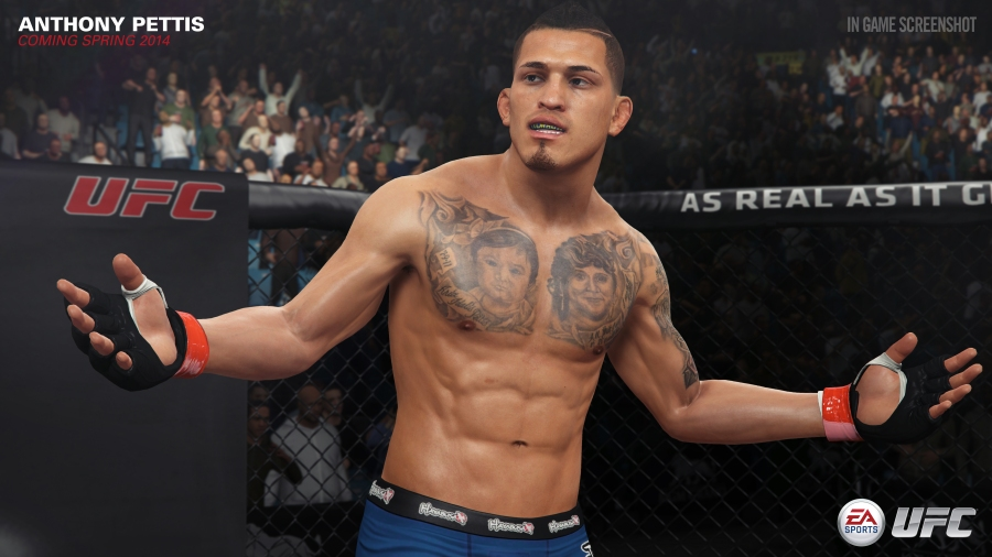 EA Sports UFC Screenshots Keep The Hype Going For PS4, Xbox One #31532