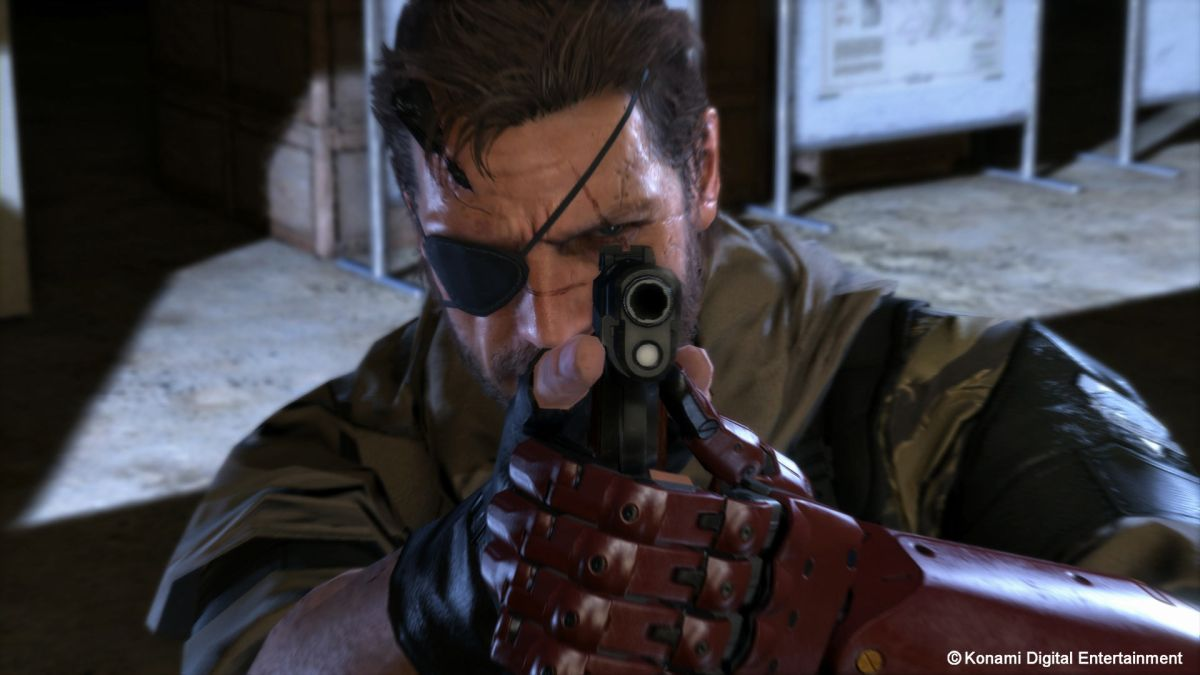 Metal Gear Solid 5 is unfinished? That's entirely the point
