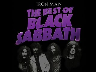 Iron Man: The Best Of Black Sabbath is released through Sanctuary on 4 June 2012