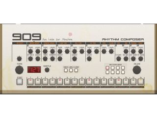 It s the 909 you can play in your web browser