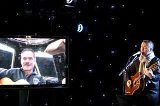 Hadfield Robertson Duet ISS Toronto