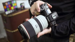 Canon completes trinity hat trick with the Canon RF 70-200mm f/2.8L IS USM