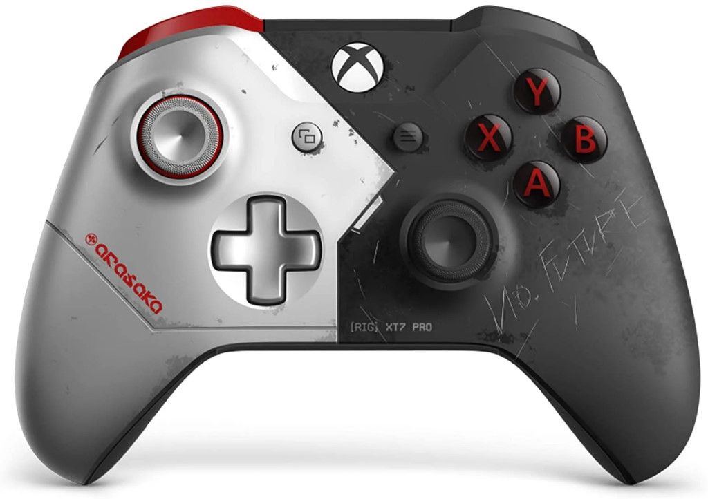 Today was Cyberpunk 2077's original planned release date, but we got this ugly controller instead