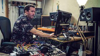Impressive synth line up adorns new North London studio