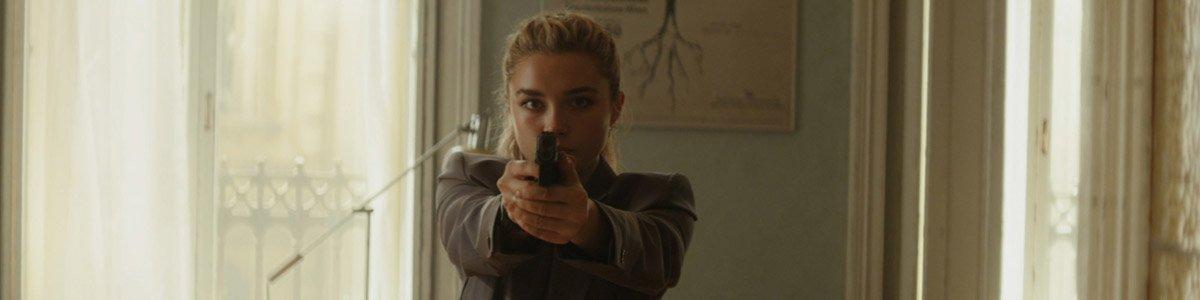 Florence Pugh as Yelena in Black Widow