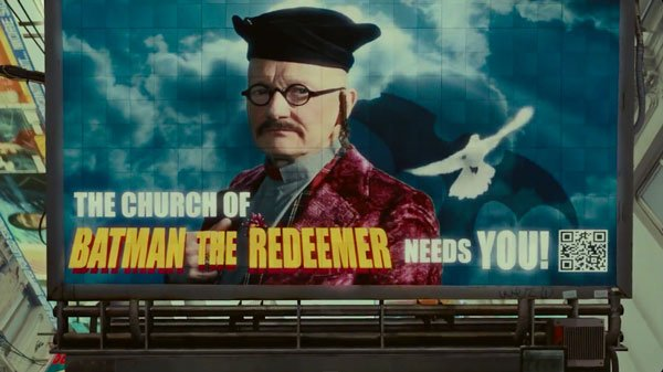 But Im Not The Only One Search For Robin Williams Zero Theorem And This Very Image Pops Up On Various Sites Check IMDB Hes Credited With As