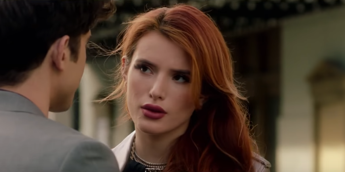 bella thorne famous in love freeform
