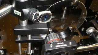 This high speed camera can record a trillion frames per second