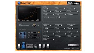 The free Editor gives you the chance to endlessly tinker with your tone