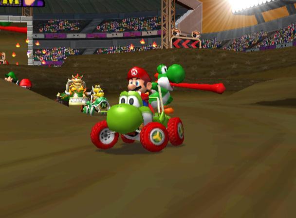 Mario Kart Double Dash Review Page 2 Gamesradar