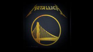 Metallica and Golden State Warriors logos
