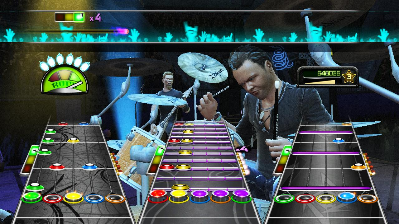 Guitar Hero Metallica Review Gamesradar