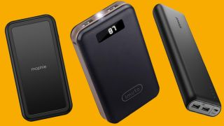 A selection of the best power banks, including Anker, Mophie and iMuto