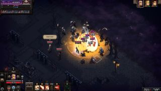 An image from tactical RPG The Last Spell