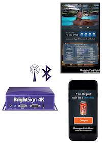 BrightSign to Debut New Flagship Media Player With Bluetooth at InfoComm