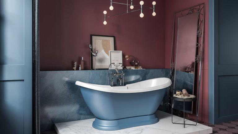 15 Blue Bathroom Ideas Decor That, Bathroom Decor Blue