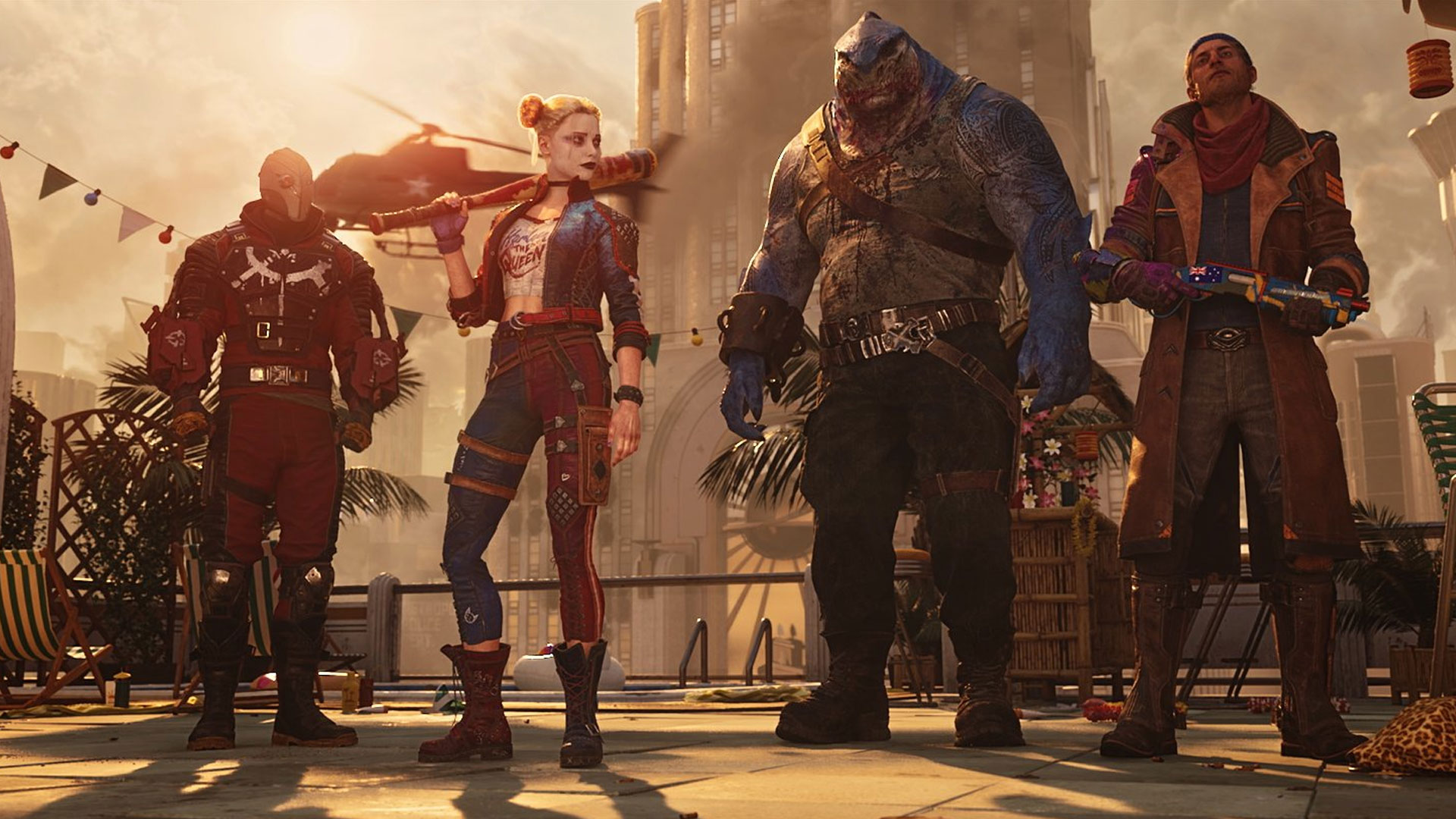 Suicide Squad: Kill the Justice League gameplay, release window ...