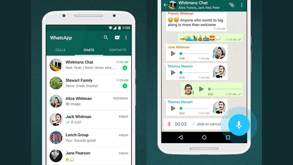 WhatsApp's new one-way chat will tame unruly group conversations