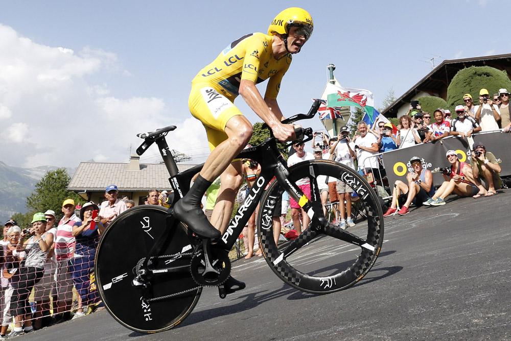 Tour De France Time Trial Stage