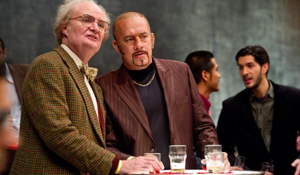 Cloud Atlas Jim Broadbent Tom Hanks gangster author talk
