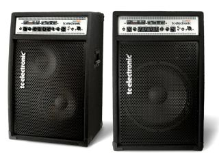 BG500 112 and 210 bass combos