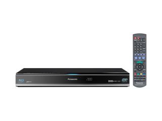 Panasonic's new 3D Blu-ray recorders
