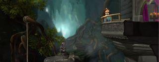 The Cave serenade